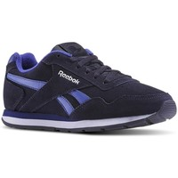 Shoes Women Low top trainers Reebok Sport Royal Glide White, Blue, Navy blue