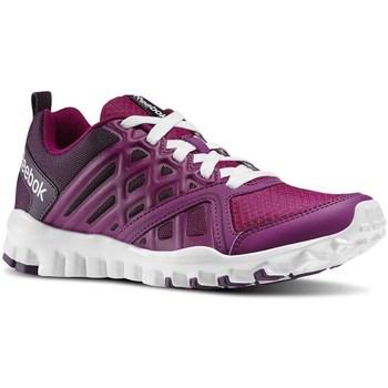 Shoes Women Running shoes Reebok Sport Realflex Train Violet