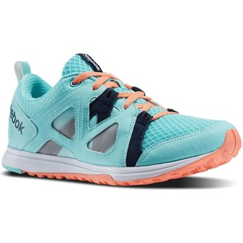 Shoes Women Low top trainers Reebok Sport Train Fast XT Black, Turquoise