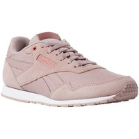 Shoes Women Low top trainers Reebok Sport Royal Ultra SL White, Pink