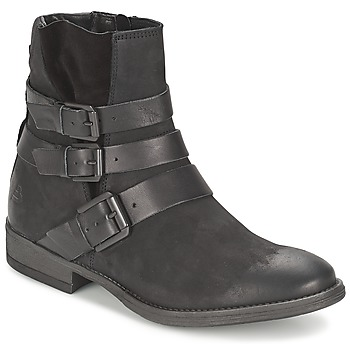 Shoes Women Mid boots Bullboxer AXIMO Black