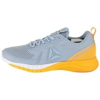 Shoes Women Derby Shoes & Brogues Reebok Sport Print Run 2 White,Grey,Orange