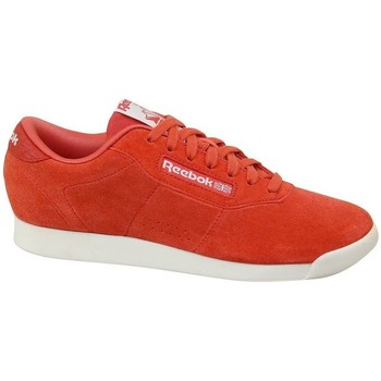 Shoes Women Derby Shoes & Brogues Reebok Sport Princess Woven Emb Clay Orange