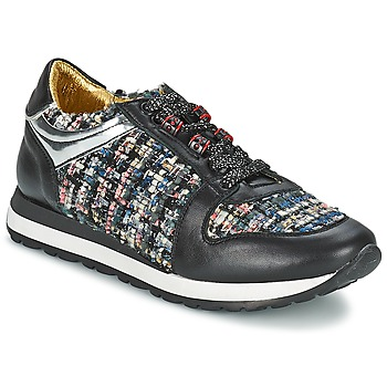 Shoes Women Low top trainers Lola Espeleta SPHINKS Black / Multicoloured