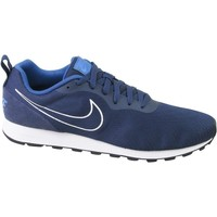 Shoes Men Derby Shoes & Brogues Nike MD Runner 2 Eng Mesh Blue