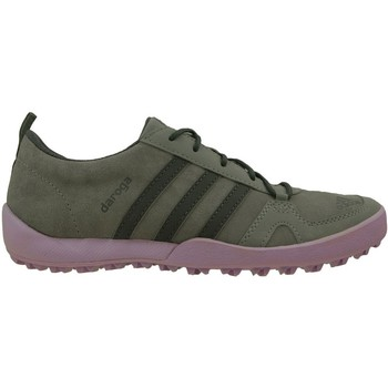 Shoes Children Low top trainers adidas Originals Daroga Lea K Grey