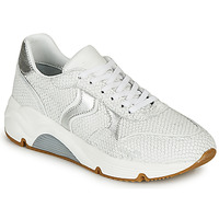Shoes Women Low top trainers Sweet Lemon ANOUK Silver