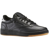 Shoes Women Low top trainers Reebok Sport Club C 85 Diamond Black