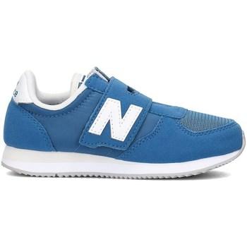 Shoes Children Derby Shoes & Brogues New Balance 220 Blue