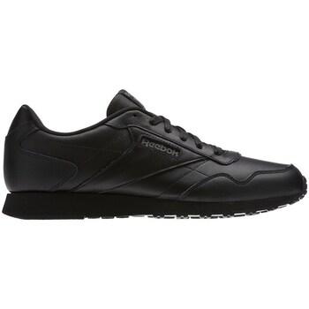 Shoes Men Low top trainers Reebok Sport Royal Glide LX Black