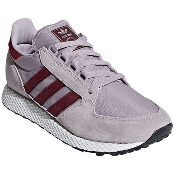 Shoes Women Low top trainers adidas Originals Forest Grove W Pink