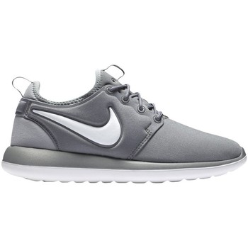 Shoes Children Low top trainers Nike Roshe Two White,Grey