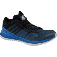 Shoes Men Running shoes adidas Originals ZG Bounce Trainer Blue, Navy blue