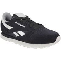 Shoes Women Low top trainers Reebok Sport CL Leather Suede White,Black,Grey