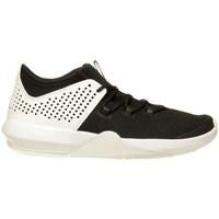 Shoes Children Basketball shoes Nike Jordan Express BG White,Black