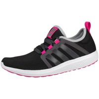 Shoes Women Low top trainers adidas Originals Fresh Bounce W Black, Grey