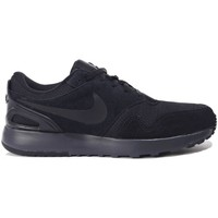 Shoes Children Low top trainers Nike Vibenna GS Black