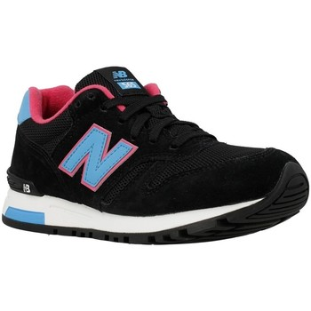 Shoes Women Low top trainers New Balance 565 Black,Light blue,Pink