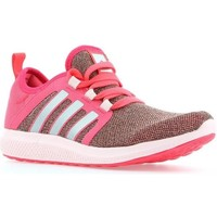 Shoes Women Derby Shoes & Brogues adidas Originals Fresh Bounce W Brown, Pink