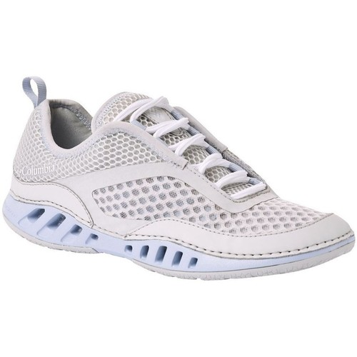 Shoes Women Derby Shoes & Brogues Columbia Drainmaker 3D White