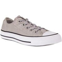 Shoes Women Derby Shoes & Brogues Converse Chuck Taylor All Star Grey