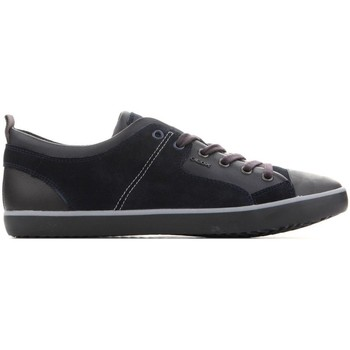 Shoes Men Derby Shoes & Brogues Geox U Smart Black