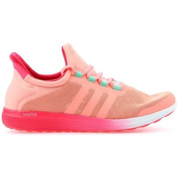 Shoes Women Derby Shoes & Brogues adidas Originals CC Sonic W Orange