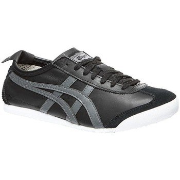 Shoes Men Low top trainers Asics Onitsuka Tiger Mexico 66 Black