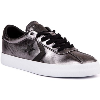 Shoes Women Derby Shoes & Brogues Converse Breakpoint Silver
