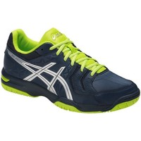 Shoes Men Multisport shoes Asics Gel Squad Navy blue, Celadon