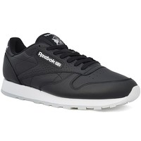 Shoes Men Low top trainers Reebok Sport Classic Leather ID Black