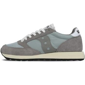 Shoes Men Low top trainers Saucony Jazz Original Vintage Grey,Blue