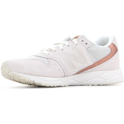 Shoes Women Low top trainers New Balance WRT96EAA White