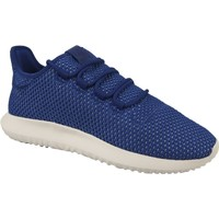 Shoes Men Low top trainers adidas Originals Tubular Shadow CK Navy blue