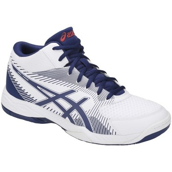 Shoes Men Multisport shoes Asics Gel Task MT 100 White, Navy blue