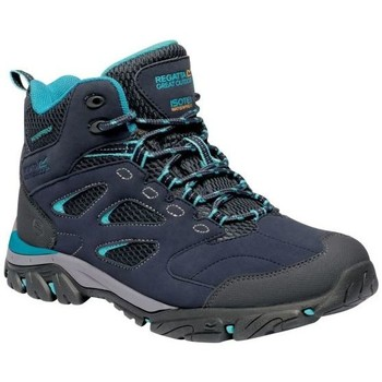 Shoes Women Walking shoes Regatta Holcombe IEP Mid Walking Boots Blue Blue