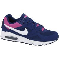 Shoes Women Low top trainers Nike Wmns Air Max Ivo Blue