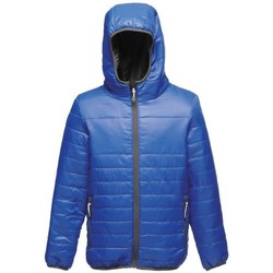 Clothing Children Duffel coats Professional STORMFORCE Insulated Jacket Classic Red Blue Blue