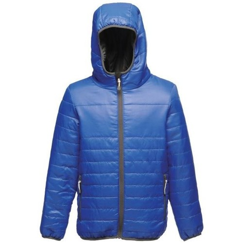 Clothing Children Duffel coats Professional STORMFORCE Insulated Jacket Blue