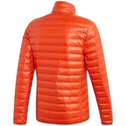 Clothing Men Jackets adidas Originals Varilite Down Orange