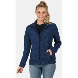 Clothing Women Fleeces Professional Thornly Full Zip Fleece Blue Blue