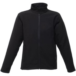 Clothing Men Fleeces Professional Reid Softshell Jacket Black Black