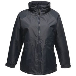 Clothing Women Fleeces Professional HUDSON Waterproof Insulated Jacket Navy Blue Blue