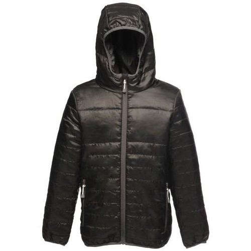 Clothing Children Coats Professional STORMFORCE Insulated Jacket Black