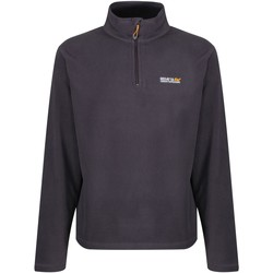 Clothing Men Fleeces Regatta Thompson Lightweight Half-Zip Fleece Grey Grey