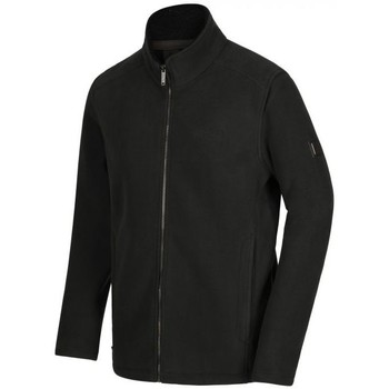 Clothing Men Fleeces Regatta Men's Garrian Full Zip Heavyweight Fleece Black