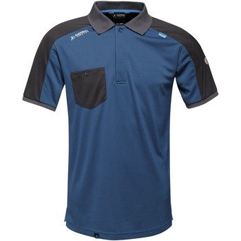Clothing Men T-shirts & Polo shirts Professional Offensive Moisture Wicking Polo Shirt Blue Blue