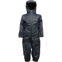 Clothing Children Jumpsuits / Dungarees Professional PADDLE Waterproof Breathable Puddlesuit Blue