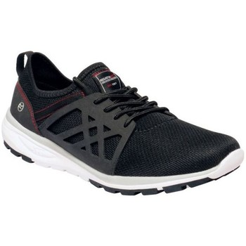 Shoes Men Fitness / Training Regatta Men's Marine Sport II Lightweight Trainers Black