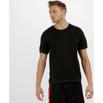 Clothing Men Short-sleeved t-shirts Professional BEIJING Lightweight TShirt Black